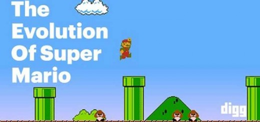 évolution Mario