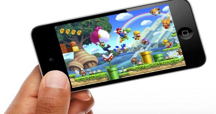 nintendo smartphone mobile tablettes pc jeux