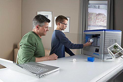 Une imprimante 3d par dremel geekoupasgeek - Imprimante 3d dremel ...