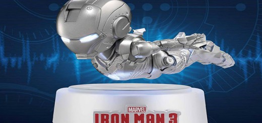 Iron-Man figurine volante marvel tony stark
