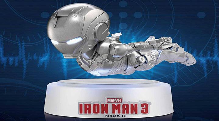 Iron-Man figurine volante marvel tony stark