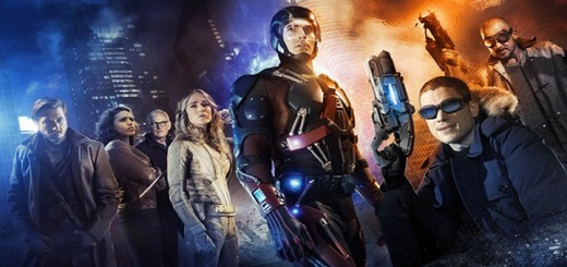 teaser legends of tomorrow dc série tv arrow flash