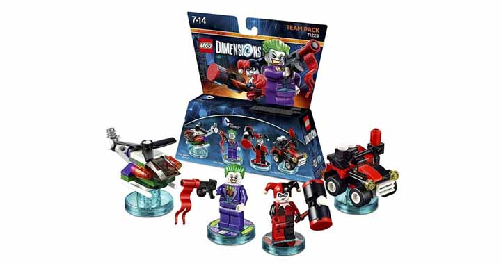 sorties Lego Dimensions