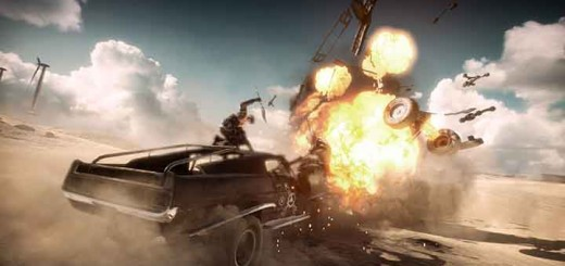 jeu video mad max