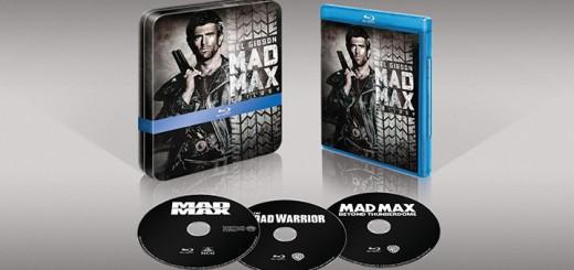 integrale mad max bluray dvd coffret edition limite acheter