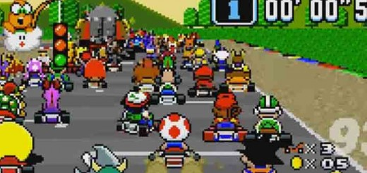mario kart 101 personnages