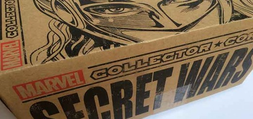 Marvel Collector Secret Wars