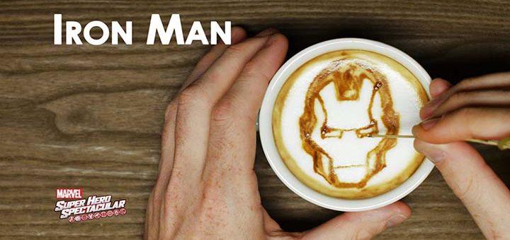 marvel latte