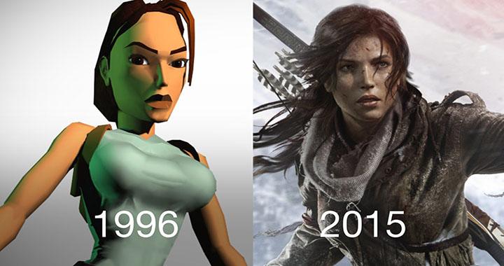 jeux vidéo avant maintenant