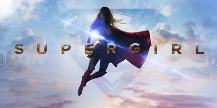 série supergirl trailer dc superman kate denvers kal-el