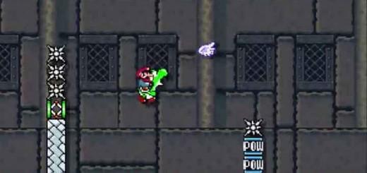 niveau Mario Maker PangaeaPanga