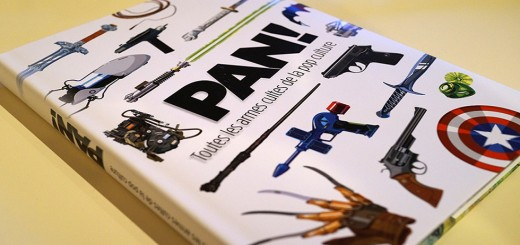 livre pan armes pop culture