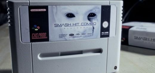 smash hit combo paramore super nintendo NES cartouche mega drive genesys retro usb
