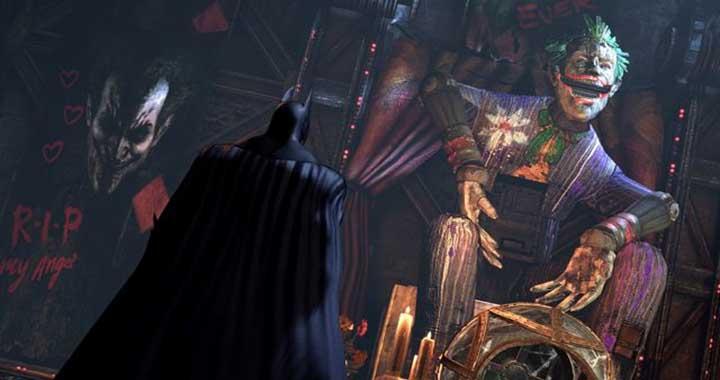 références cachées dans Arkham Knight