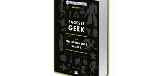 sagesse geek enseignements sacrés livre amazon
