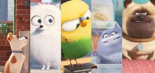 secret life of pets film animation