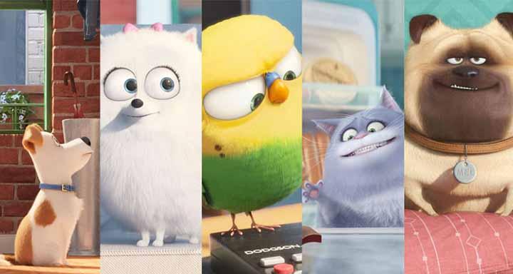 secret life of pets film animation