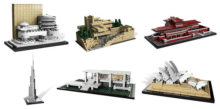 lego architecture sets prix achat tour eiffel sidney