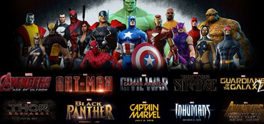 sorties de films marvel et dc deadpool guardians galaxy spiderman x-men avengers thanos