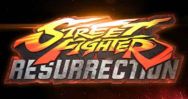 street fighter resurrection