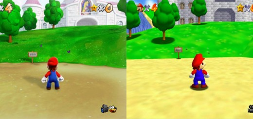 mario 64 hd fan remake