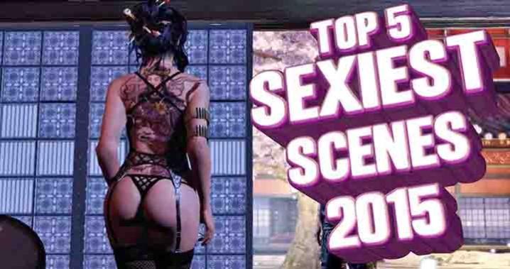 top 5 sexiest scenes