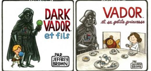 livres dark vador fils princesse darth vador star wars