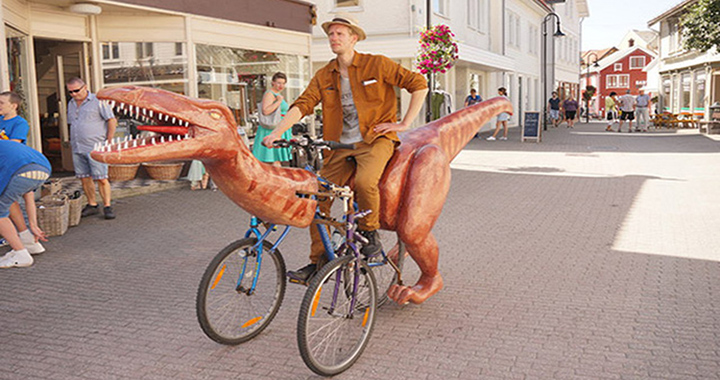 velo dinosaure velociraptor
