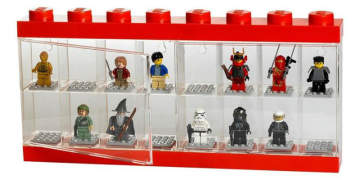 solutions pour exposer les figurines lego et sets geekoupasgeek. Black Bedroom Furniture Sets. Home Design Ideas