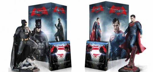 édition collector Batman V Superman